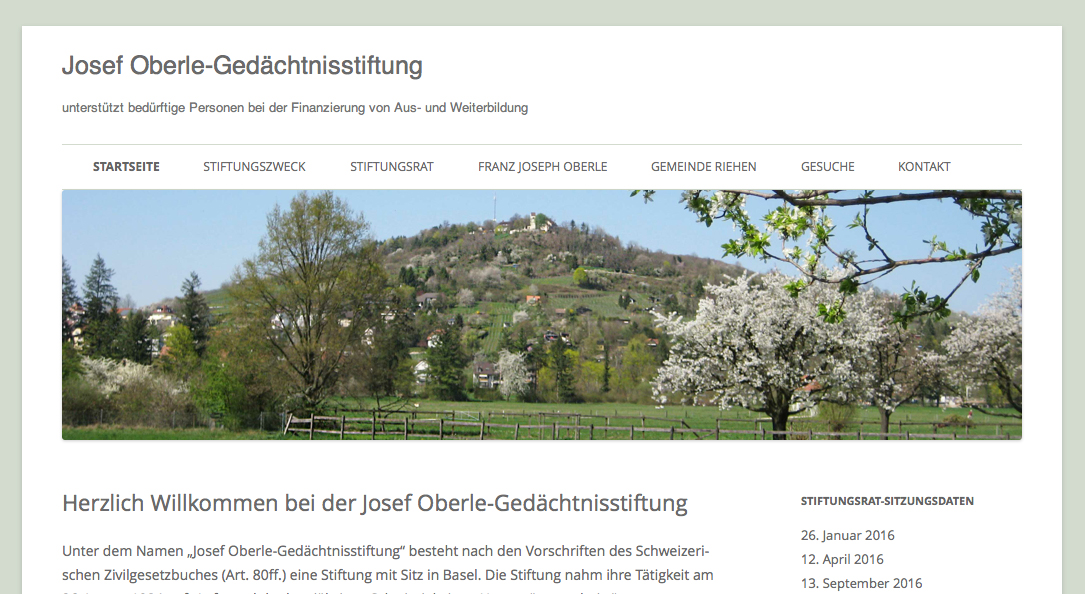 oberle-stiftung